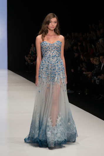 Mercedes-Benz Fashion Week Russia: ��������� Tony Ward Couture �����-���� 2016