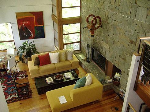 Дизайн интерьера в африканском стиле.