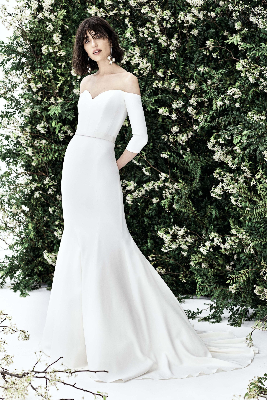 Фото: 10 свадебных платьев как у Меган Маркл