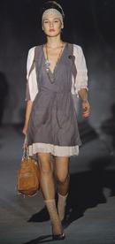 Тематика новости: Новости отрасли.  Более 150 новых моделей льняной одежды разработали 15 предприятий...