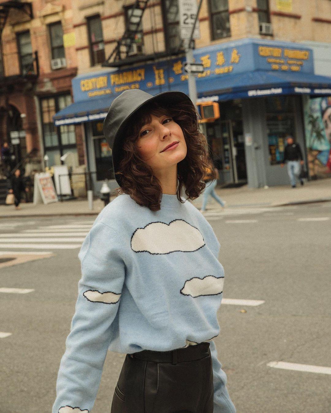 Фото: Как одеться модно этой осенью — показывает блогер Алисса Коскарелли
