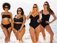 ������ ������ ������� � ������� ����������� Swimsuits for All