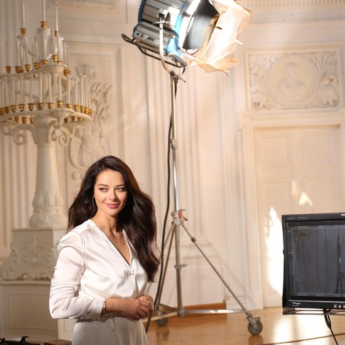 Новым лицом бренда Pantene в России стала Марина Александрова!