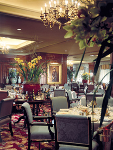 Ресторан Seasons в отеле Four Seasons Hotel Chicago