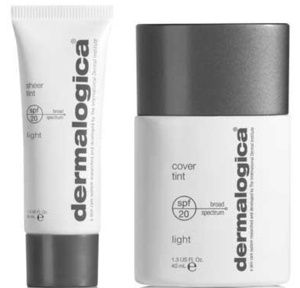 Dermalogica - Sheer Tint и Cover Tint