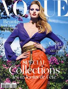 ���� ����� ������� ��� ������� Vogue Paris ����