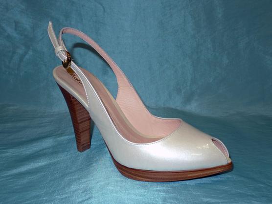 Свадебная обувь - Baldinini 95022 - cалон Эльза, Москва.