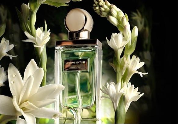 Фото: Oriflame представляет коллекцию премиальных ароматов Sublime Nature